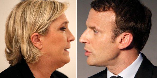 Ce mercredi soir sur TF1 et France 2, c'est au tour d'Emmanuel Macron (EM) et de Marine Le Pen (FN) de se livrer à l'exercice pour tenter, une dernière fois, de convaincre les Français sur leur programme.