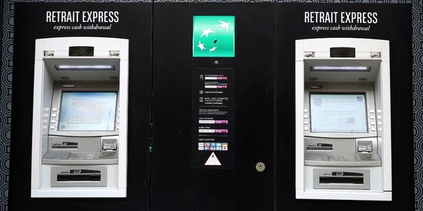 Avec la hausse du paiement en ligne et sans contact, sur mobile ou par carte, les automates sont de moins en moins utilisés.