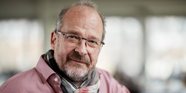 Elmar Mock, co-inventeur de la montre Swatch.