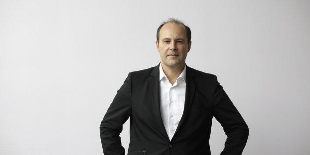 Stéphane Rochon, directeur général d'Unitec