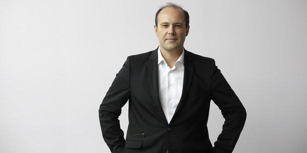 Stéphane Rochon a pris en octobre dernier la direction de Bordeaux Unitec à Pessac.