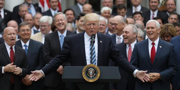 L'abrogation d'Obamacare franchit un cap au Congrès