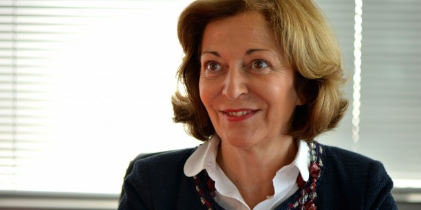 Anne-Marie Idrac.