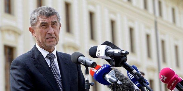 Le parti ANO d'Andrej Babis est crédité de 30% dans les derniers sondages d'opinion.