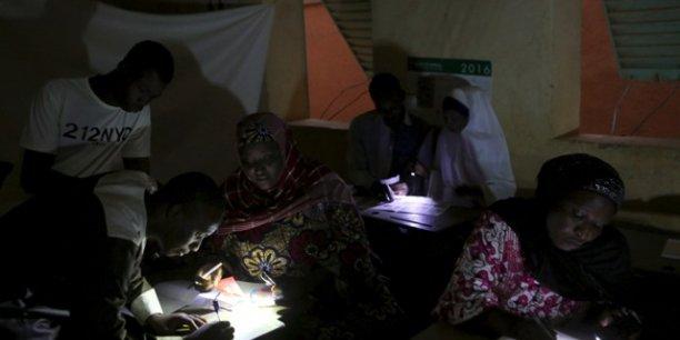 Niger : la pénurie en énergie persiste
