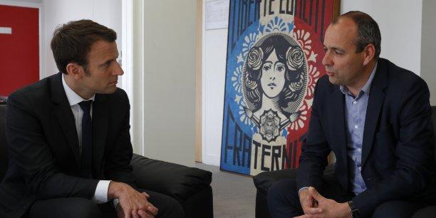 Le numéro de la CFDT a mis en garde Emmanuel Macron, dans une lettre publiée par Le Monde.