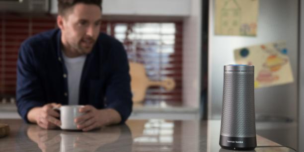 L'enceinte sera dotée de Cortana, l'assistant personnel développé par Microsoft - déjà utilisé par plus de 145 millions de personnes sur PC et smartphones.