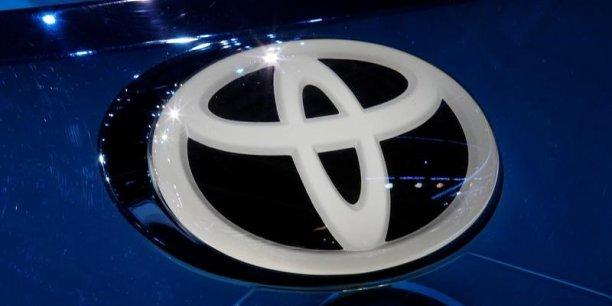 Le Brexit avait mis en suspens un investissement programmé par Toyota dans son usine britannique de 270 millions d'euros.