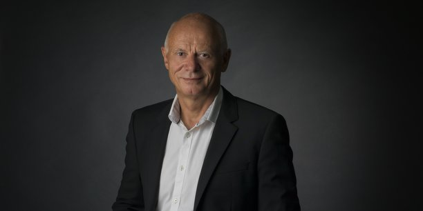 Luc Grislain, cofondateur de Bertin Pharma, préside le Gipso, Groupement des industries pharmaceutiques et de santé du Sud-Ouest.