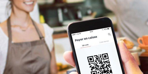 Il faudra scanner en caisse le QR code à usage unique automatiquement généré sur l'application pour payer avec son smartphone en magasin. L'appli Lyf Pay sera téléchargeable le 18 mai sur les boutiques en ligne Google Play et App Store.