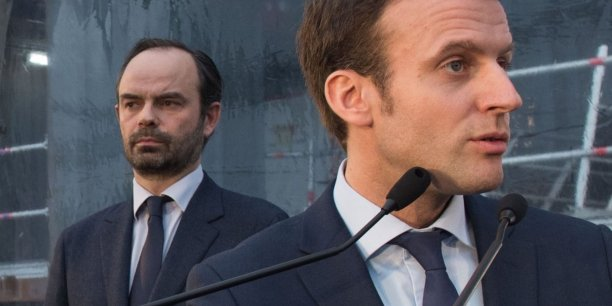 France : vers un gouvernement Edouard Philippe II