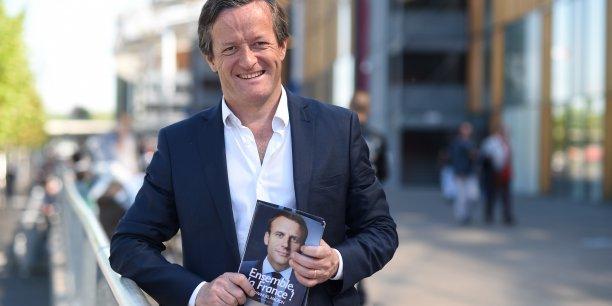 Thomas Rudigoz, maire du 5e arrondissement, sera candidat dans la 1er circonscription.