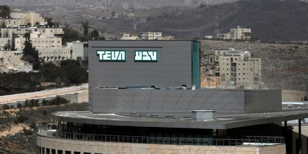 La capitalisation boursière de Teva a chuté de plus de milliards de dollars depuis le début de l'année.