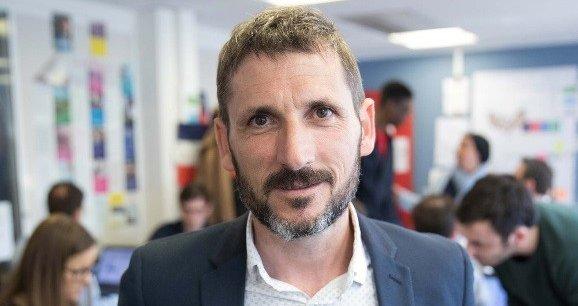 Matthieu Orphelin, investi par la République en marche aux législatives dans la 1re circonscription du Maine-et-Loire (Angers centre, nord et est)