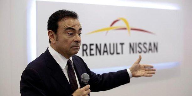 Les ratios financiers de Nissan se sont détériorés à cause de l'appréciation du yen.
