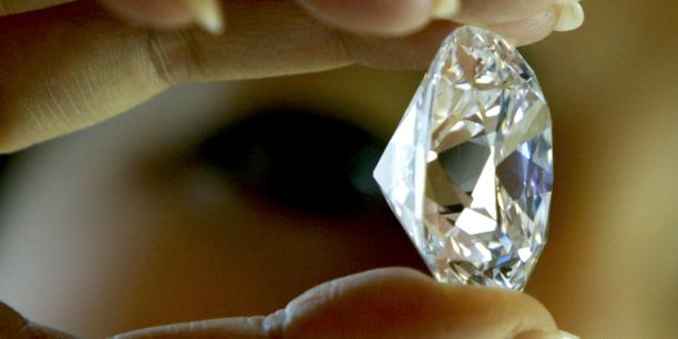 La Sierra Leone veut vendre son très gros diamant en Belgique