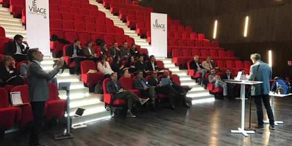 Le jury de Village by CA, réuni le 27 avril, pour sélectionner sa 1e promo de start-ups