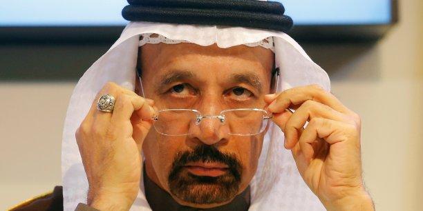 Khaled Al-Faleh, ministre saoudien de l'énergie.