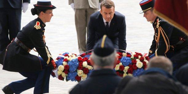 Pour Emmanuel Macron, plus question de baisser la garde en matière de défense. Cela se traduit par une hausse du budget de la défense.