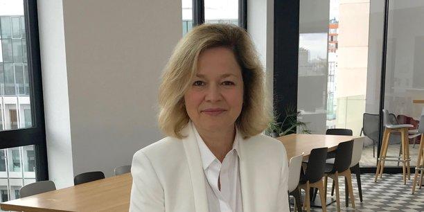 Valérie Accary, présidente de BBDO Paris, Groupe Omnicom.