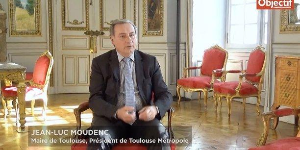 Jean-Luc Moudenc s'inscrit dans le nouveau contexte politique créé par la nomination d'Édouard Philippe (LR) comme Premier ministre