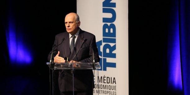Christian Desmoulins était invité du Sommet économique Occitanie / Nouvelle-Aquitaine organisé par la Tribune Toulouse fin mars