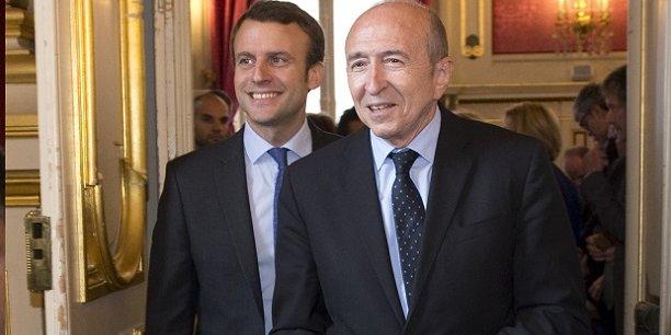 Bruno Le Maire, Nicolas Hulot et François Bayrou dans le gouvernement