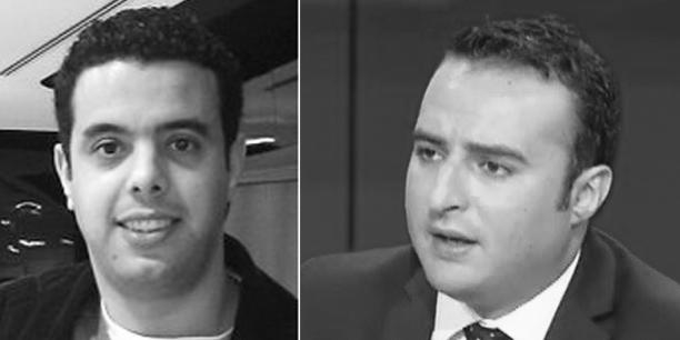 Fakhri Korbi, (à gauche) Enseignant-chercheur à l'Université Paris 13 Sorbonne Paris cité, et Nader Haddad (à droite), consultant, docteur diplômé de l'université d'Oxford