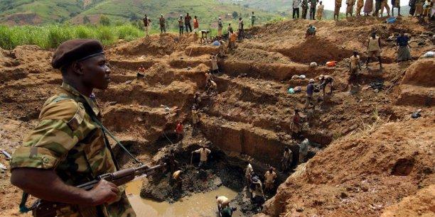 En 2014, l'ONU a estimé que 98% de l'or extrait des mines de la RDC était exporté de manière frauduleuse.