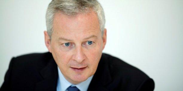 Le ministre de l'Économie Bruno Le Maire a annoncé la création d'un nouveau véhicule d'investissement dans les Deep Tech, le fonds French Tech Seed. Il sera doté de 400 millions d'euros.