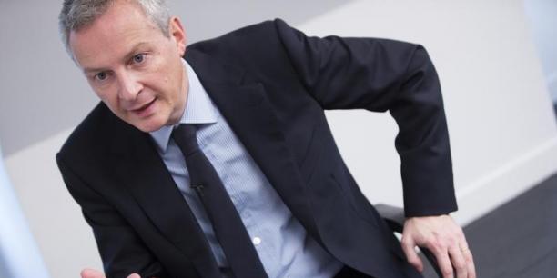 Le Maire et Macron très loin d'être d'accord — Economie