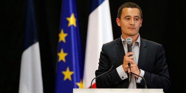 Nommé à Bercy, Gérald Darmanin est poussé vers la sortie par son parti.