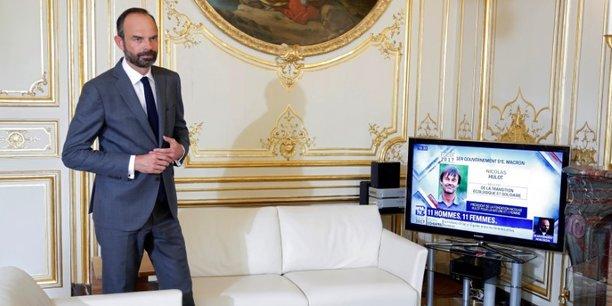 La promesse de recomposition d'Emmanuel Macron a été tenue mercredi lors de l'annonce de la composition du gouvernement d'Edouard Philippe.