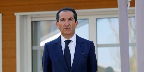 Patrick Drahi, le propriétaire d'Altice, la maison-mère de SFR.