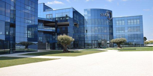 Le siège de SFAM, à Romans-sur-Isère.