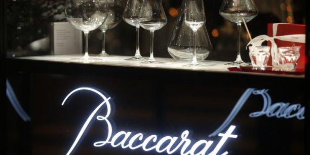 Le fonds starwood pourrait vendre baccarat a un chinois[reuters.com]