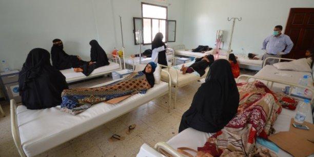 L'epidemie de cholera se propage a grande vitesse au yemen[reuters.com]