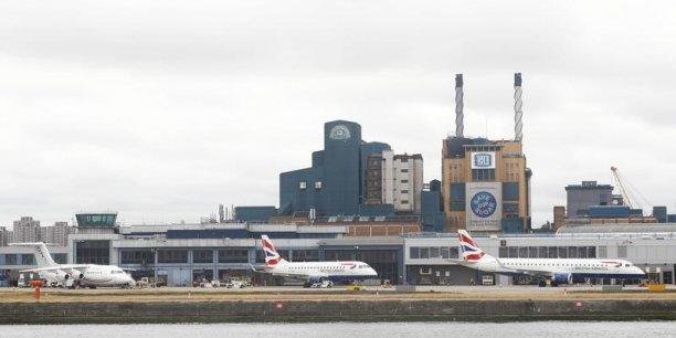 L'aeroport de londres city pilote a distance en 2019[reuters.com]
