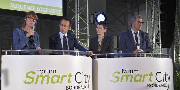 Alexandra François-Cuxac, Pierre Aoun, Manuelle Gautrand, Xavier Boulanger.