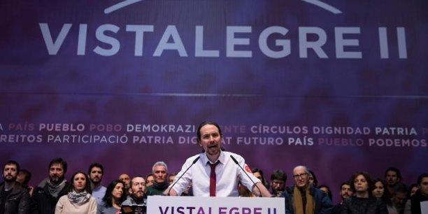 Podemos depose une motion de defiance contre le gouvernement rajoy[reuters.com]