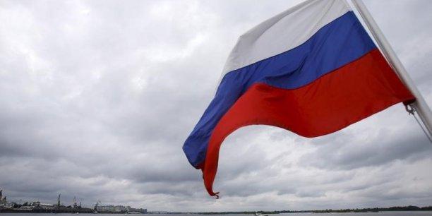 Le fmi releve sa prevision de croissance de la russie en 2017[reuters.com]