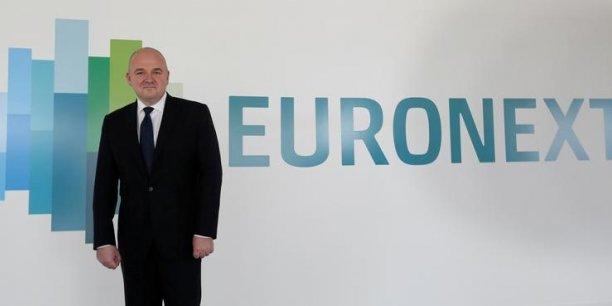 Euronext pour un transfert de la compensation apres le brexit[reuters.com]