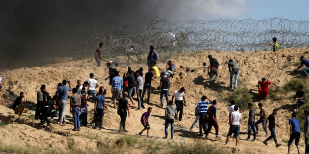 Heurts dans les territoires palestiniens[reuters.com]