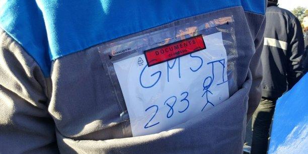 GM&S emploie 283 personnes, et près de 800 emplois indirects d'après les élus locaux.