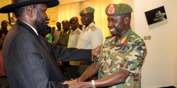 Salva Kiir annonce un cessez-le-feu — Soudan du Sud
