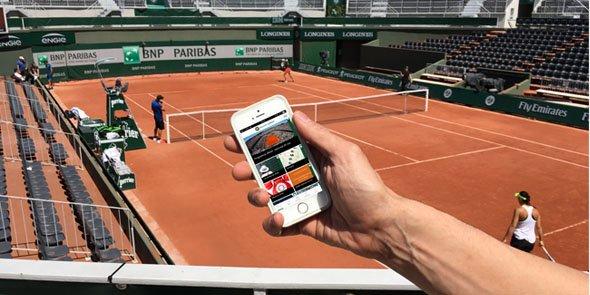 L'appli créée par MobileR2D2 va équiper les 2 000 personnes intervenant sur le tournoi