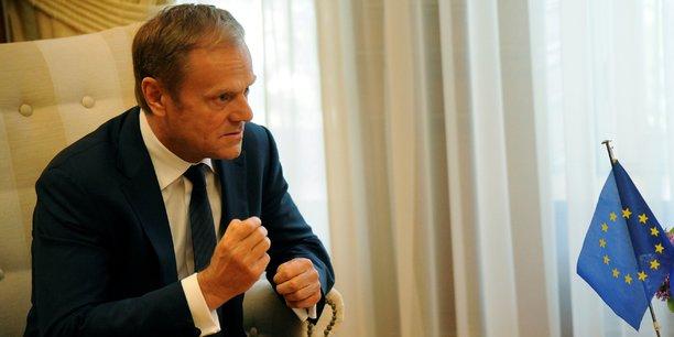 Le président du Conseil européen, Donald Tusk a appelé les pays membres du G7 à renforcer les sanctions envers la Russie dans le dossier ukrainien. N'ayant remarqué aucun changement du côté de Moscou, rien ne justifierait, selon lui, une levée des mesures.