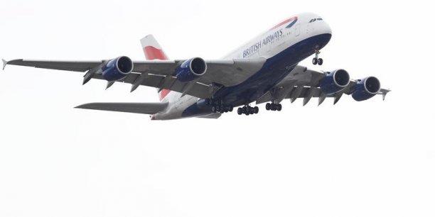 Selon Willie Walsh, le directeur général d'IAG, il n'y aurait aucune négociation aujourd'hui entre British Airways et Airbus pour l'achat d'A380 supplémentaires.