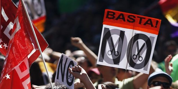 Une première marche pour la dignité avait eu lieu à Madrid le 22 mars 2017.