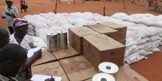 Depuis le début de l'année, l'aide humanitaire des États-Unis au profit de l'Éthiopie et du Kenya.s'élève déjà à 458 millions de dollars.